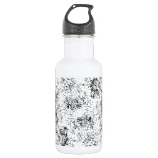 Black Spots Water Bottle