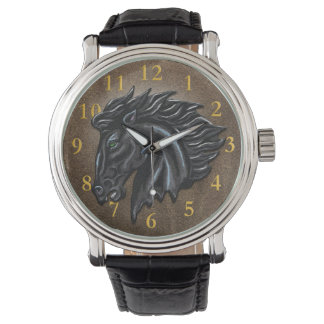 Black Stallion Watch