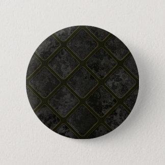 Black Standard, 2¼ Inch Round Button