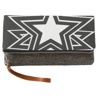 black star clutch