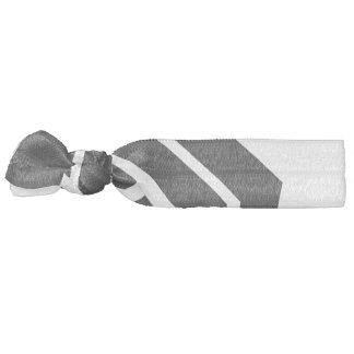 black star elastic hair ties