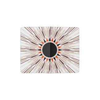 Black star pocket moleskine notebook