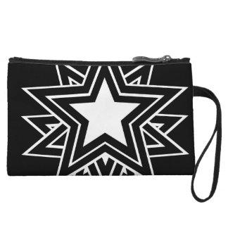 black star wristlet
