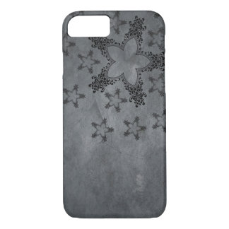 Black stars iPhone 7 case