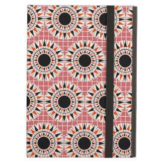 Black stars pattern iPad air cover