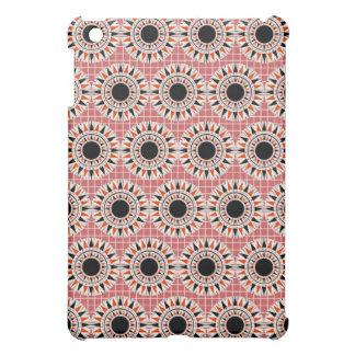 Black stars pattern iPad mini cases