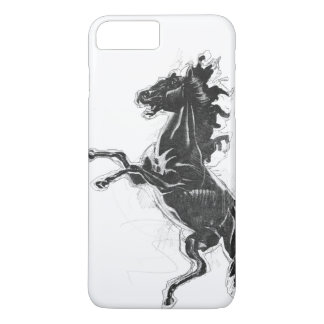 Black Steed iPhone 8 Plus/7 Plus Case
