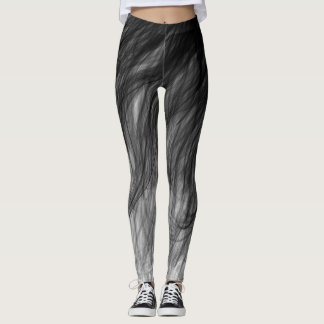 Black String Movement - Leggings