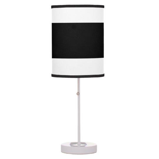 Black Stripe - Table Lamp