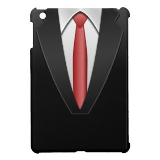 Black Suit iPad Mini Case