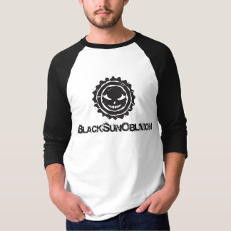 Black Sun Oblivion 3 Quarter shirt
