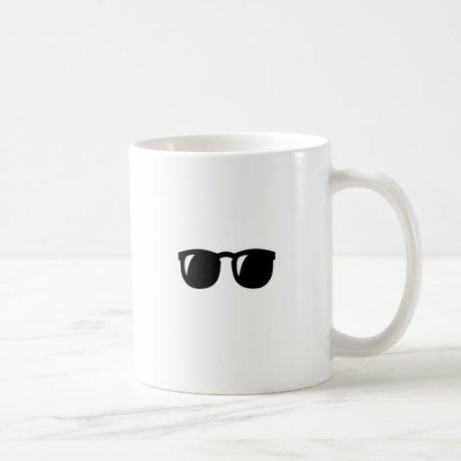 Black Sunglasses Mug