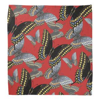 Black Swallowtail Butterfly Bandana