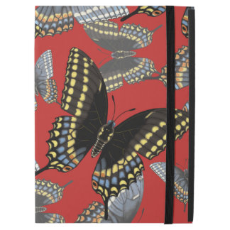 "Black Swallowtail Butterfly iPad Pro 12.9"" Case"