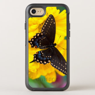 Black Swallowtail butterfly OtterBox Symmetry iPhone 8/7 Case
