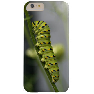 Black swallowtail caterpillar (parsleyworm) on Dil Barely There iPhone 6 Plus Case