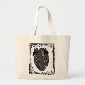 Black Swan Art Bag