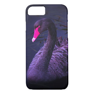 Black swan iPhone 7 case