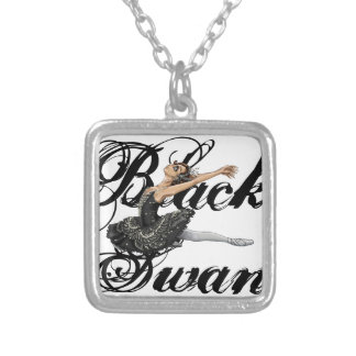 Black Swan Necklace