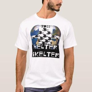 Black Swans Helter Skelter! T-Shirt