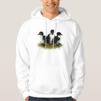 Black Swedish Ducklings Hoodie