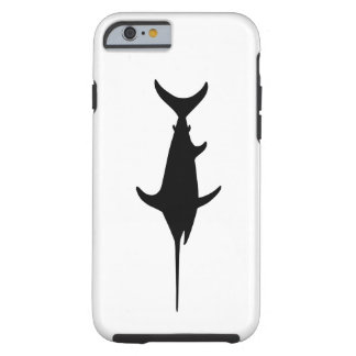 Black Swordfish Tough iPhone 6 Case