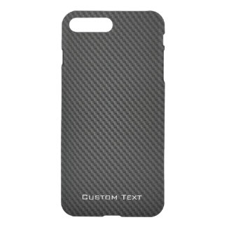 Black synthetic Texture iPhone 7 Plus Case