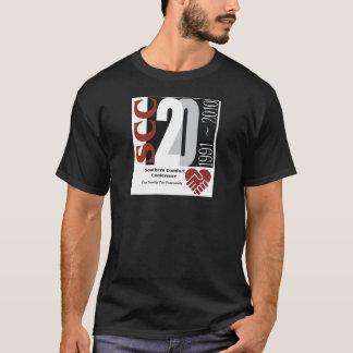 Black T -SCC Anniversary Logo T-Shirt