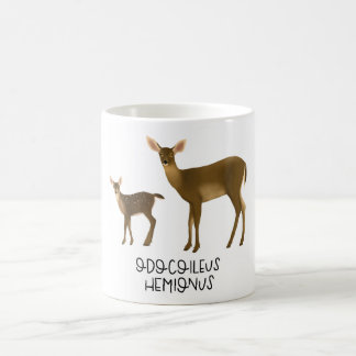 Black-tailed Deer Coffee Mug