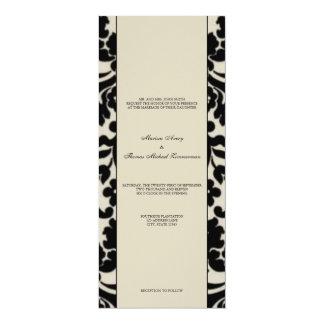 Black & Tan Card