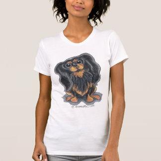 Black Tan CKCS Sit Pretty T-Shirt