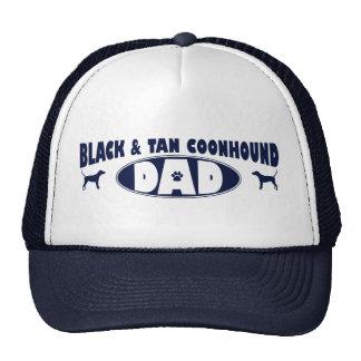 Black & Tan Coonhound Dad Hat