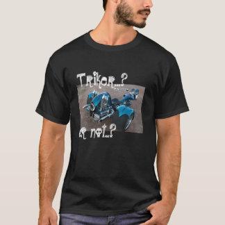 black tee-shirt triker T-Shirt