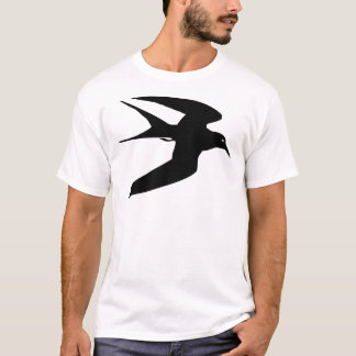 Black Tern Bird In Flight T-Shirt