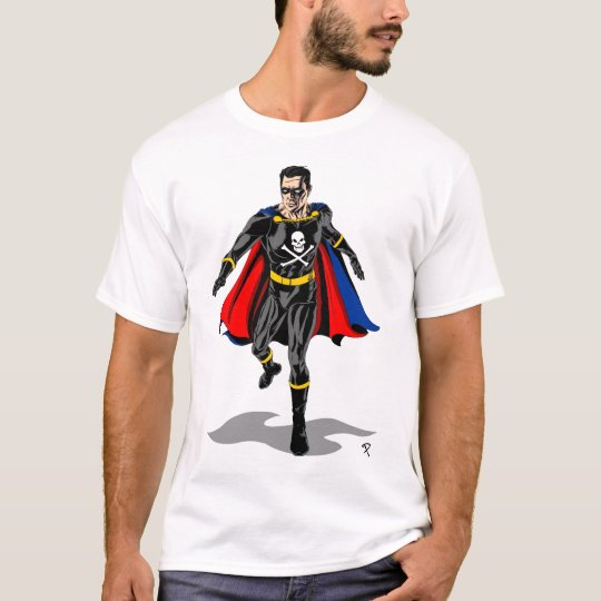 Black Terror Classic T-Shirt