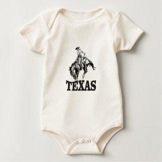 Black Texas Baby Bodysuit
