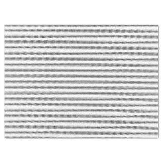 Black Ticking Tissue Tissue Paper