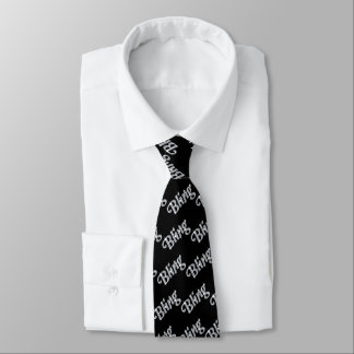 Black Tie Featuring our faux diamond bling design