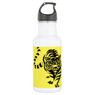 Black tiger 532 ml water bottle