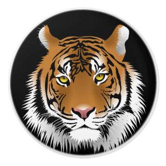 Black Tiger Knob Ceramic Knob