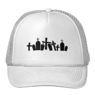 Black Tombs spooky figure Trucker Hat