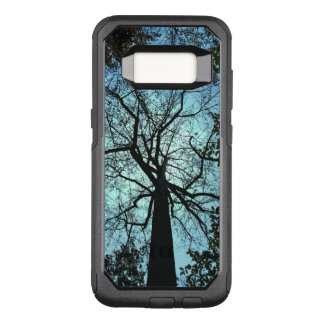Black Tree Blue Sky OtterBox Galaxy S8 Case