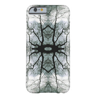 Black Tree Branches iPhone 6/6s Case