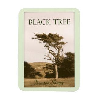 Black Tree Magnet