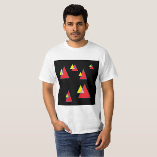 Black triangles T-Shirt