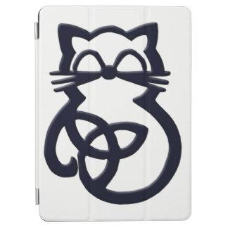 Black Trinity Knot Celtic Cat iPad Air 2 Cover iPad Air Cover