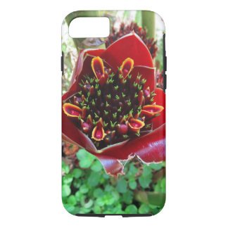 Black Tulip Torch Ginger iPhone 8/7 Case