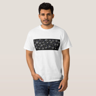 black twin T-Shirt