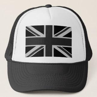 Black Union Jack Hat
