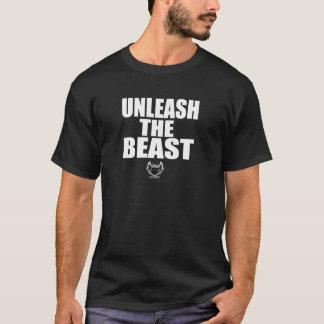 """Black """"Unleash the Beast"""" True Breed T-shirt"""